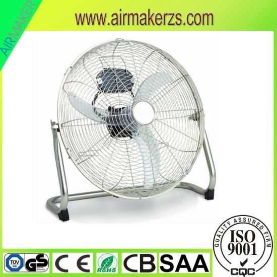20inch Industrial Electric Floor Fan with Ce/SAA/CB
