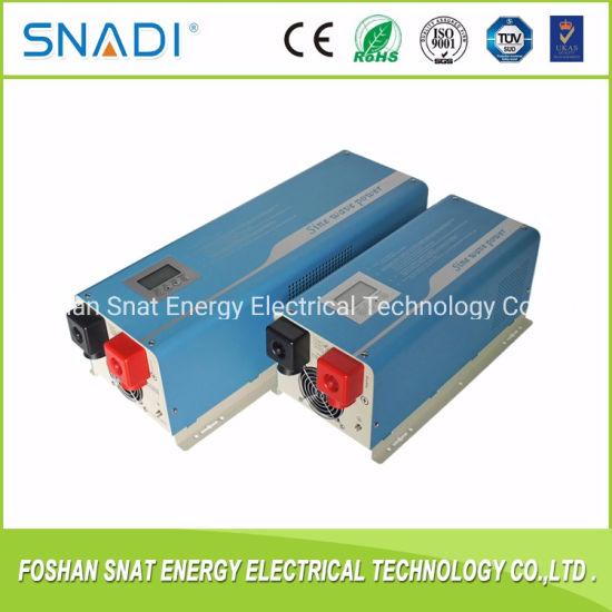 China Manufacturer DC AC Pure Sine Wave Inverter 1kw -200kw