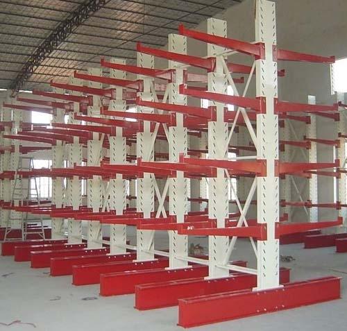 Welfor Rack Warehouse Q235 Cantilever Rack
