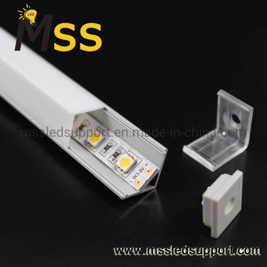 Hard Plastic Strip with LED Rigid Strip Aluminum Profile LED Strip Light
