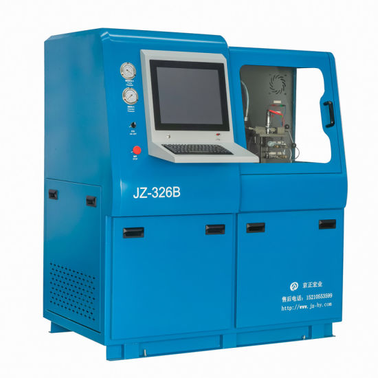 Reliable Quality Coding Injectors Common Rail / Heui Injector Test Bench