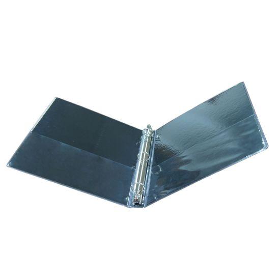 China Fashion A4 Gold Glitter 3 Ring Binder Folder China A4 Ring Binder A4 Glitter Binder