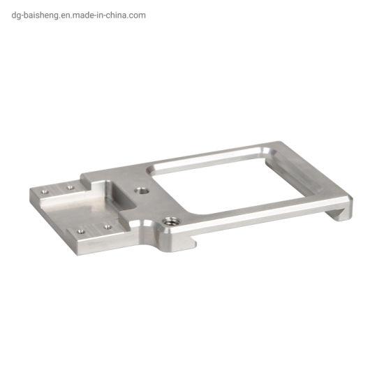 Customized CNC Precision Milling Machining Handheld PTZ Accessories of Camera