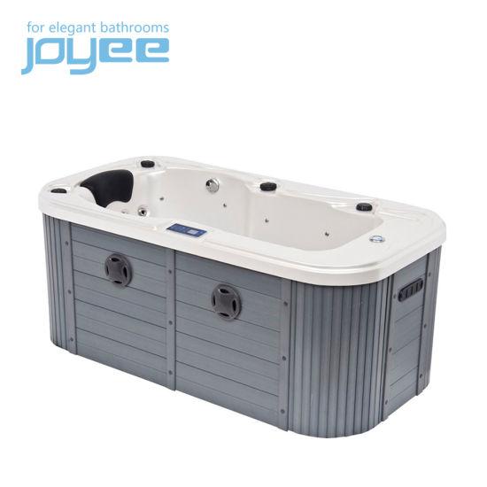 Mini Jacuzzi Bathtub.Joyee Hot Sale One Person Mini Hot Tub Jacuzzi