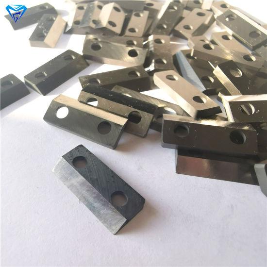 High Quality Tungsten Carbide Scraper Cutter Blade