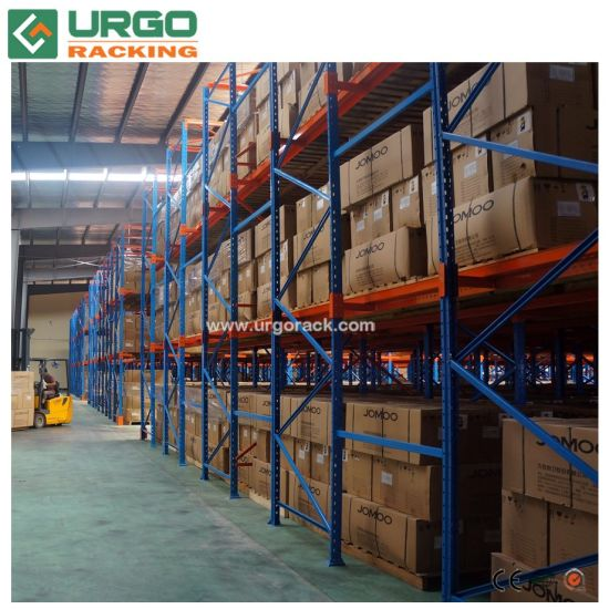 Adjustable Heavy Duty Warehouse Storage Drive in Racking System