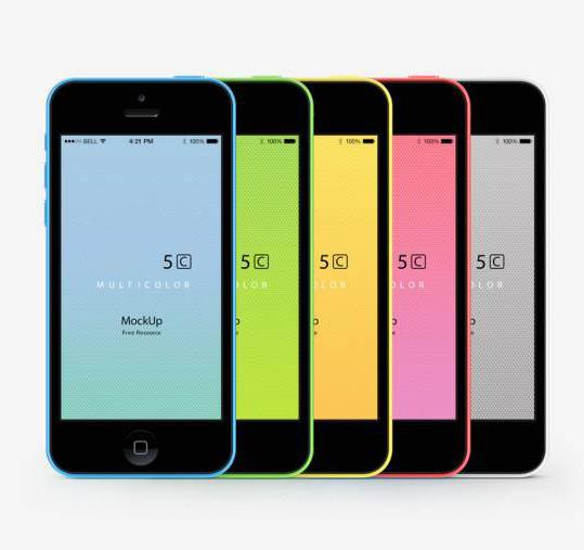 Original Phone 5 5c 5s 16GB/32GB New Unlocked Smart Phone Cell Phone Mobile Phone
