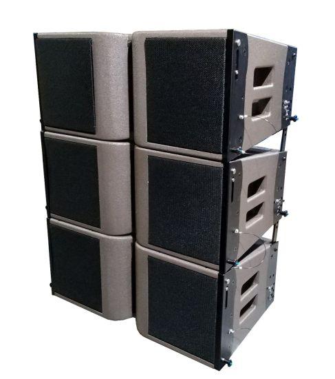 High Powerful Kara Dual 8inch Two Way Line Array Speaker