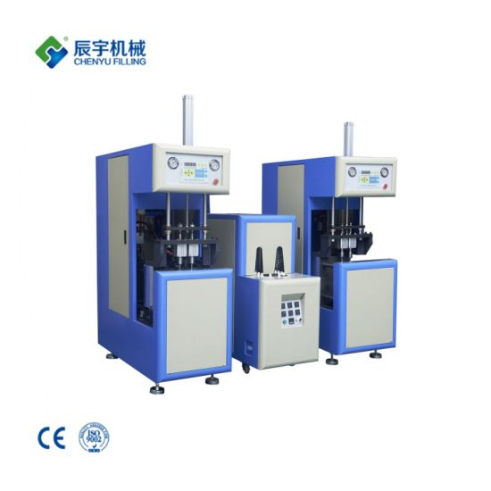 Semi Automatic Manual Auto Extrusion Plastic Blow Molding Machine
