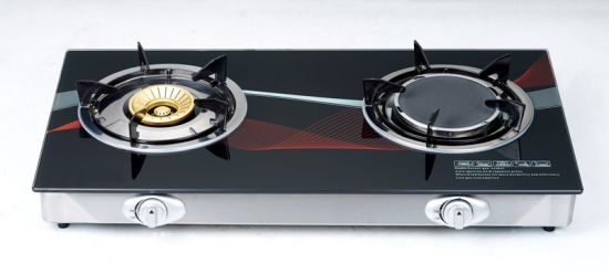 Cast Iron Infrared Burner Cheap Table Top Gas Stove[Jz-Obt03]