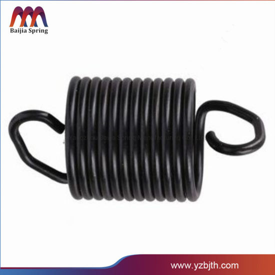Wire Deformed Stainless Steel and Carbon Material High Quality Spring