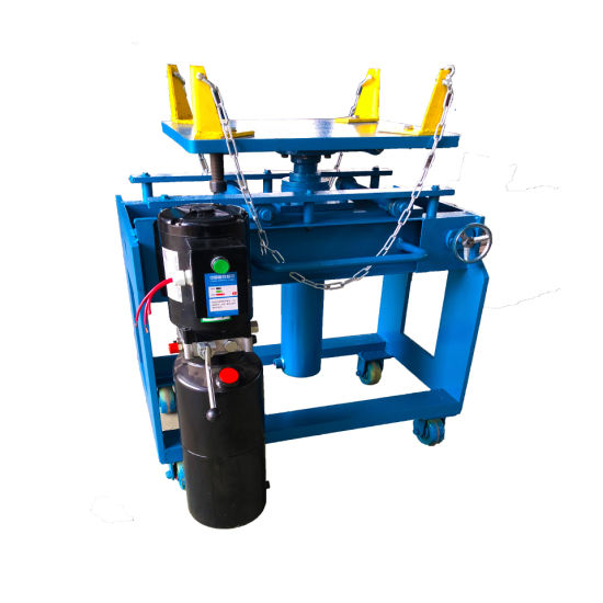 Pneumatic Hydraulic Pit Lift for Bus, Truck