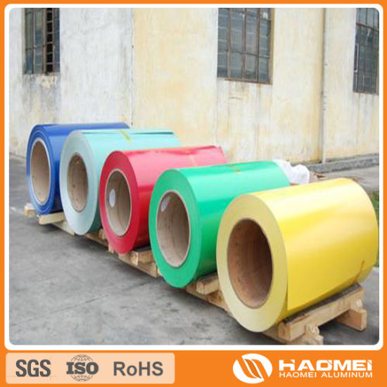 PVDF Color Coated Aluminum Coil (for roofing) pictures & photos