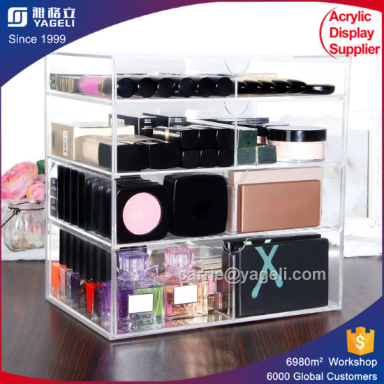 Yageli China Whole Lucite Cosmetic