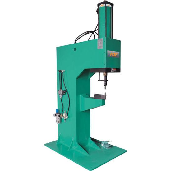 China C Frame Hydraulic Pneumatic Punching Press Machine - China ...