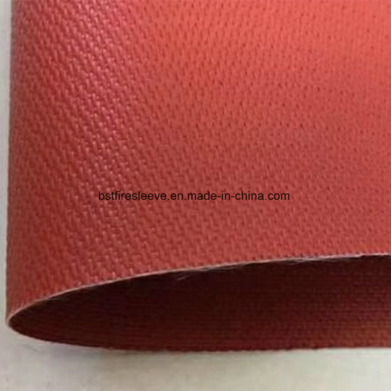 32 Oz Silicone Rubber Coated High-Temperature Heat Resistant Fiberglass Fireblanket pictures & photos