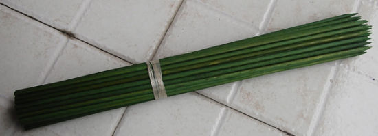 Bamboo Flower Sticks (BFS005) pictures & photos