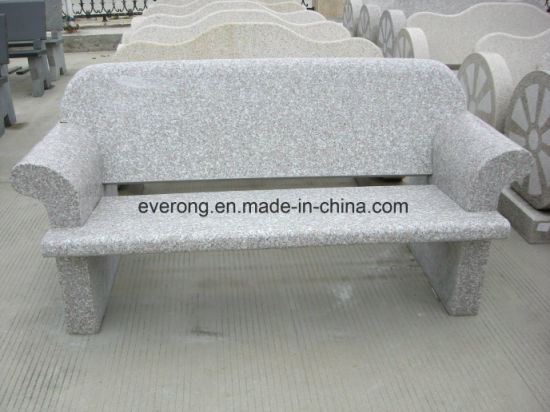 Landscaping Stone Marble Granite Garden Bench/Chair for Garden Furniture