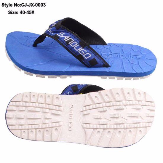 911ba701d China PVC Men Summer Flip Flop Beach Slipper - China Slipper