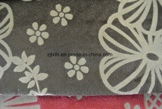 Flocked Fabric Packing in Rolls pictures & photos