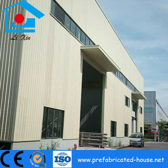 China Fast Erection Environmental Prefabricated Steel Frame ...