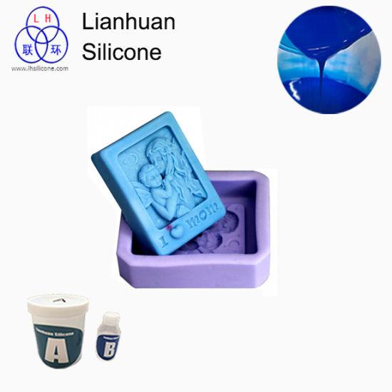 RTV Liquid Silicone Rubber for Soap Molding