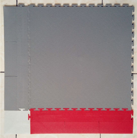 China Interlocking PVC Flooring Mat/ Interlocking Vinyl Flooring ...