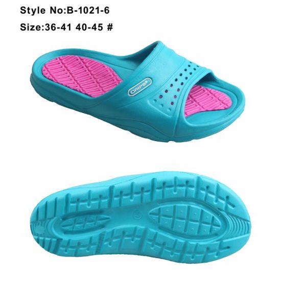 8abef32b20c2 China Sport Casual Women Slipper Custom Women Slide Sandal - China ...