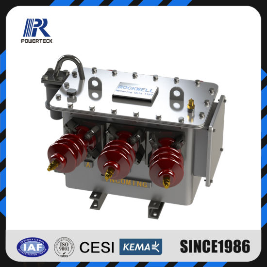 11kv 630A CT PT Combined Metering Unit
