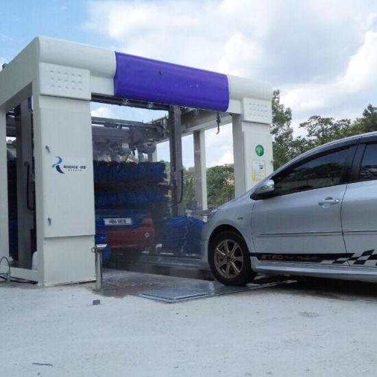 Automatic Car Wash Equipment Drive Through Carwash