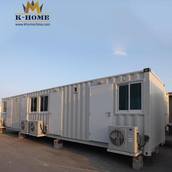 Mining Camp Apartment Used Container House