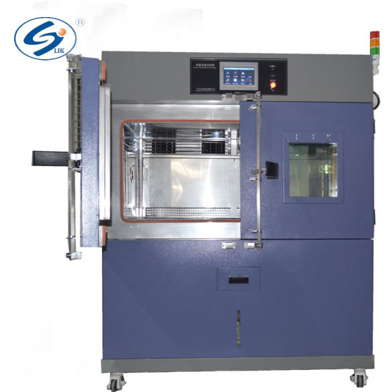 ISO Environmental Climatic Programmable Temperature Humidity Test Chamber