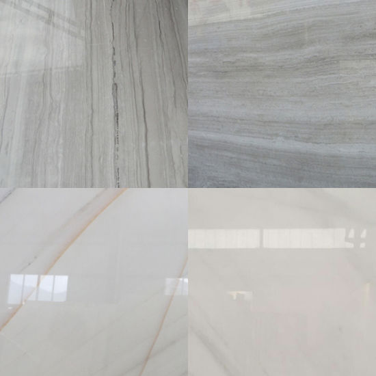 Italian White Marble Statuarrieto/Carrara/Snow/Calacutta Polished/Honed Slabs/Tiles/Countertops for Kitchen/Bathroom/Wall pictures & photos