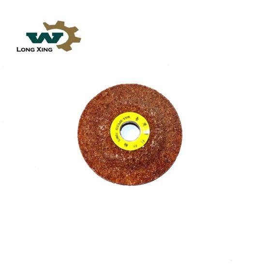 115mm Flap Disc, 4.5 Inch Abrasive Zirconia Alumina Grinding Wheel for Metal Welding