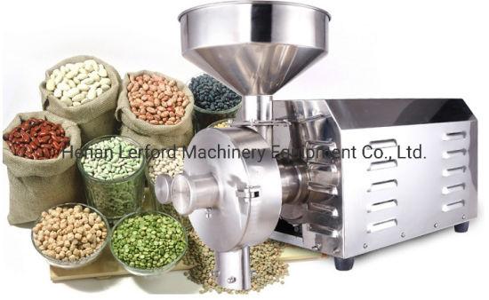 Industrial Fine Food Grinder/Rice Grain Grinding Machine
