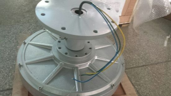 Low Rpm Permanent Magnet Generator for Vertical Wind Turbine pictures & photos
