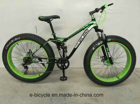 Nice Design 2018 Fat Tire Snow Bicycle pictures & photos