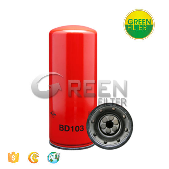 Fuel Filter for Diesel Engine High Quality Bd103 51748 P553000 Lf3000  Wp12300