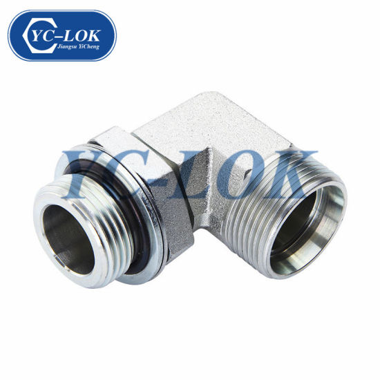 90 Degree Elbow Union Fittings Hydraulic Fitting