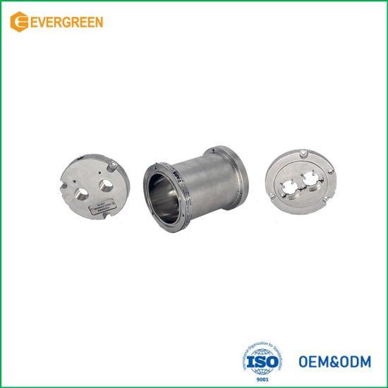 OEM Base Cap CNC Machining Parts for Auto Parts ISO 9001
