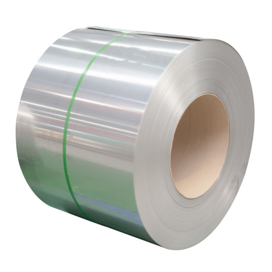(201 304 304L 316 316L 316ti 321 410 430 2205) Stainless Steel Coil for Building Material