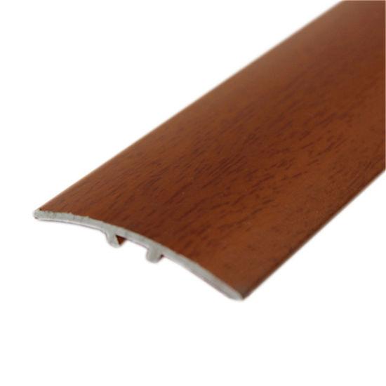 Wooden Tile Trim Rubber Flooring Trim Table Edging Trim