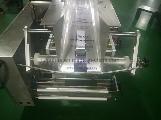 Pillow Bag Door Hinge Horzontal Flow Packing Machine Plastic Tube Packaging Machine pictures & photos