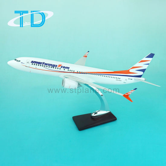 New Model! Smartwings Boeing 737 Max 8 Model Airplanes for Sale pictures & photos
