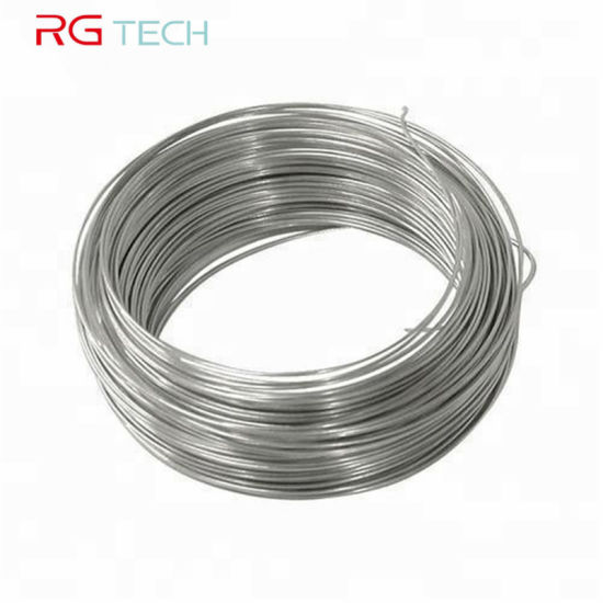 ASTM B863 Ti-6al-4V Gr5 0.7mm Titanium Wire for Medical pictures & photos