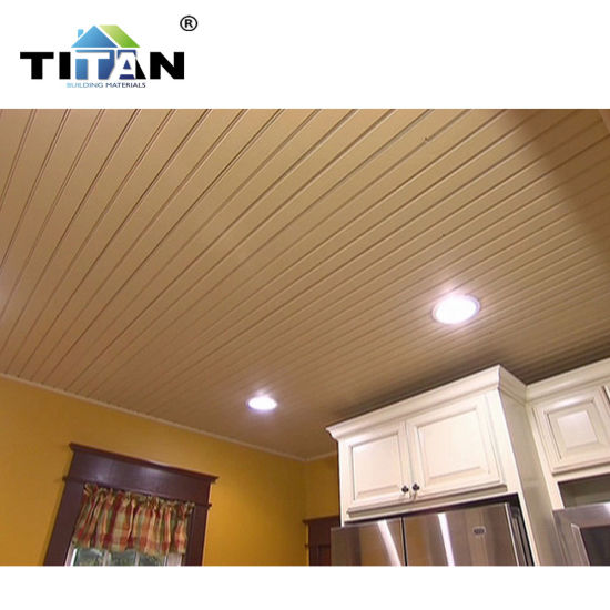 China Normal White Designs Kenya PVC Ceiling Designs For