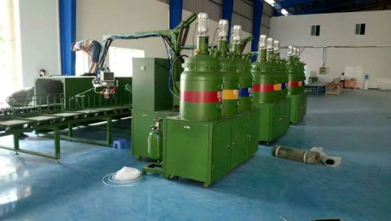 Hm-235 PU Shoes and Sole Making Machine Prices