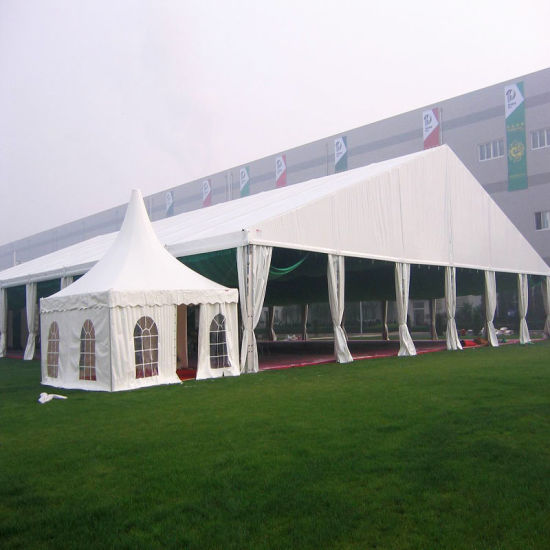 Large Canopy Clear Roof Marquee Event Tent for Outdoor Wedding Tent pictures & photos