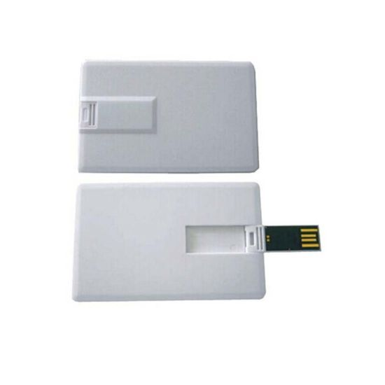 Credit Card Hsbc Visa Standard Chartered Master USB Flash 128MB 512MB 1GB pictures & photos