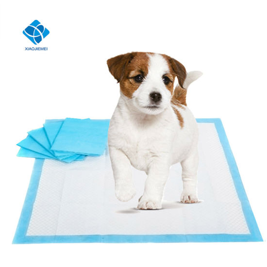 Quick Dry Odor Control Biodegradable Super Absorbent Pet Puppy Training PEE Wee Pads Potty Mat pictures & photos